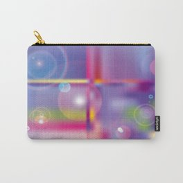 Frosted Glass  Carry-All Pouch