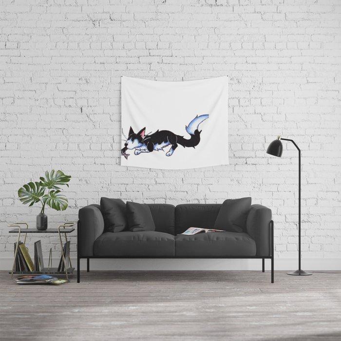 Sharknip Wall Tapestry