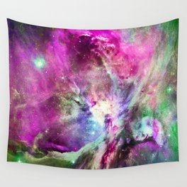 NEBULA ORION HEAVENLY CELESTIAL MIRACLE Wall Tapestry