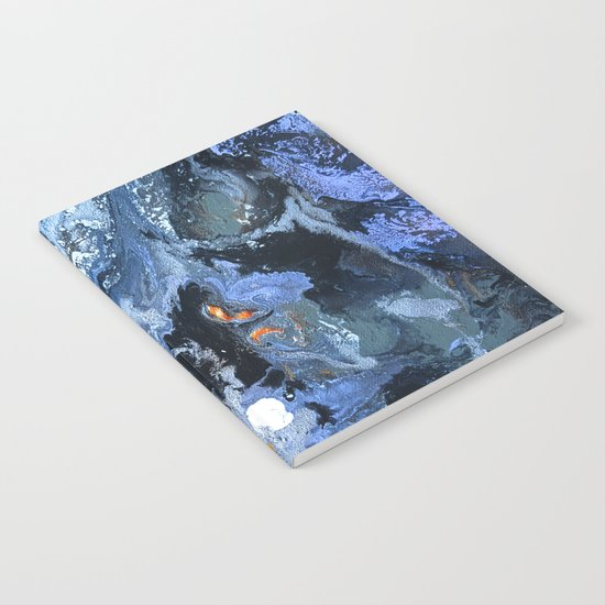 Lunar Surface Notebook