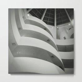 NYC-Series 1 (Museums) Metal Print
