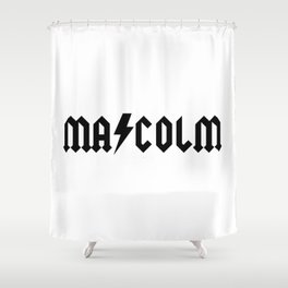 Malcolm Shower Curtain