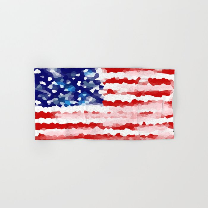 USA Hand & Bath Towel