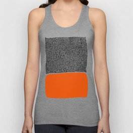 City Sunset Abstract Unisex Tank Top