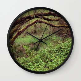 Arch of Jericho Wall Clock
