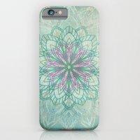 Mermaid Mandala iPhone 6s Slim Case