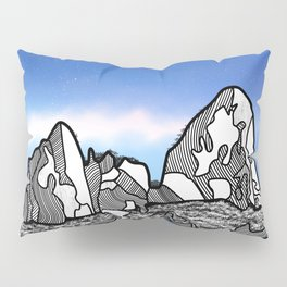 Tropical Beach Thailand Pillow Sham