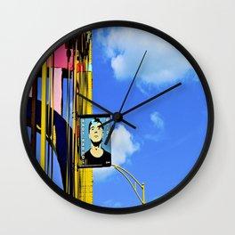 Andy's Bridge Wall Clock