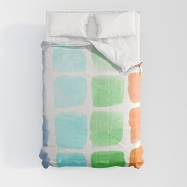 Squared Gradients #2 Comforters