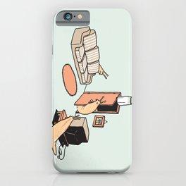 Cruel Joke iPhone Case