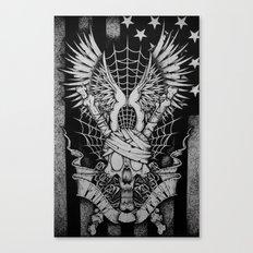 Amerika Canvas Print