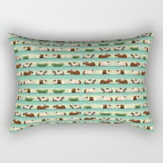 Guinea Pig Congo Rectangular Pillow