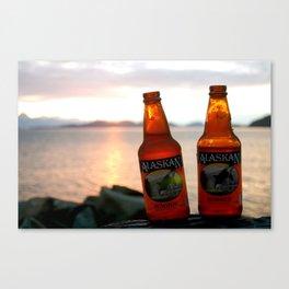 Alaskan Summer Canvas Print