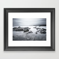 Seton Coast Framed Art Print