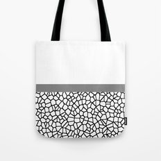 staklo (gray stripe) Tote Bag
