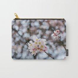 Bokeh Bouquet Carry-All Pouch