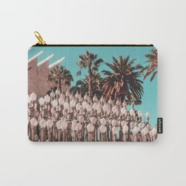 Urban Lights Los Angeles Museum of Art Carry-All Pouch