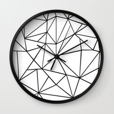 Ab Out 2 Wall Clock
