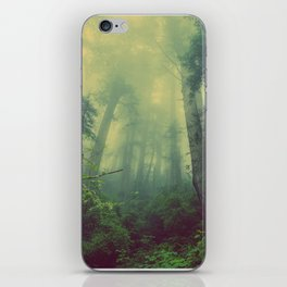 Fey Forest iPhone Skin