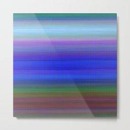 Every Color 102 Metal Print