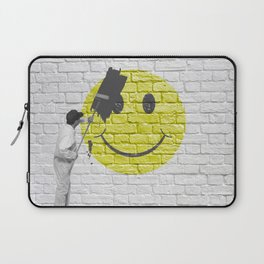 No Happiness Allowed! Laptop Sleeve