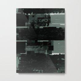 Byte Metal Print
