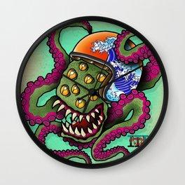 Monsta Rider Wall Clock