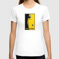 scarface T-shirts featuring The One Who Knocks by WinterArtwork