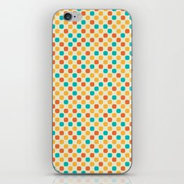 Vintage Dots iPhone Skin