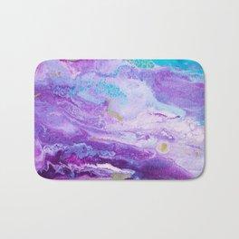 Purple Rain Bath Mat