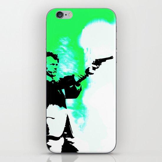 Clint iPhone & iPod Skin