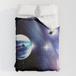 KEPLER - 62 f. Comforters