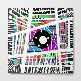 Rainbow 18 Metal Print
