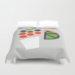 Berry Cocktail Duvet Cover