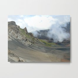 Haleakala National Park, Maui Metal Print