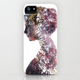 Human Nature iPhone Case