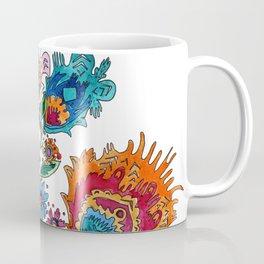 Folkart Bouquet Coffee Mug