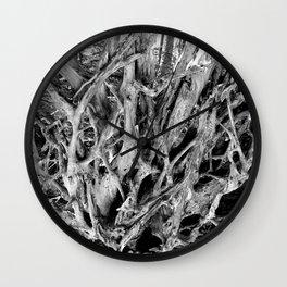 Brachial Wall Clock