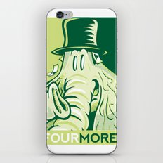 FOUR MORE! iPhone & iPod Skin
