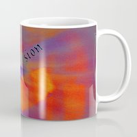 illusion Mugs featuring illusion  by  Agostino Lo Coco