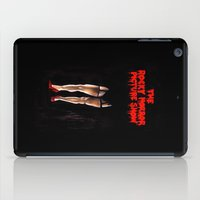 rocky horror picture show iPad Cases featuring RHPS by Zombie Rust