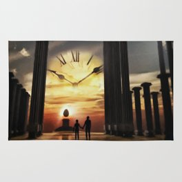 Until The End Of Time Rug