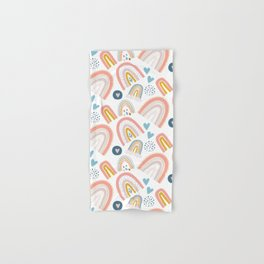 It's All Coming Up Rainbows Hand & Bath Towel
