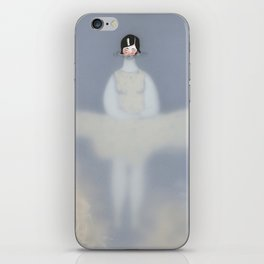 Dona d'aigua VI iPhone Skin