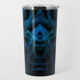 blue spirit Travel Mug