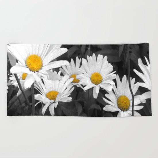 Daisy Beach Towel