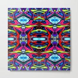 4 Square-302 Metal Print