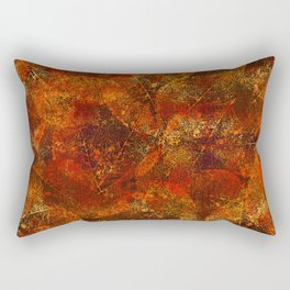 Autumn moods n.2 Rectangular Pillow