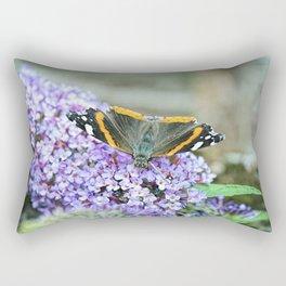 Butterfly III Rectangular Pillow