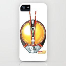 Masked Rider Faiz iPhone Case